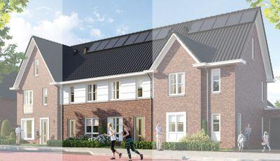 Linthorst Homanstraat 1b, Hoogeveen