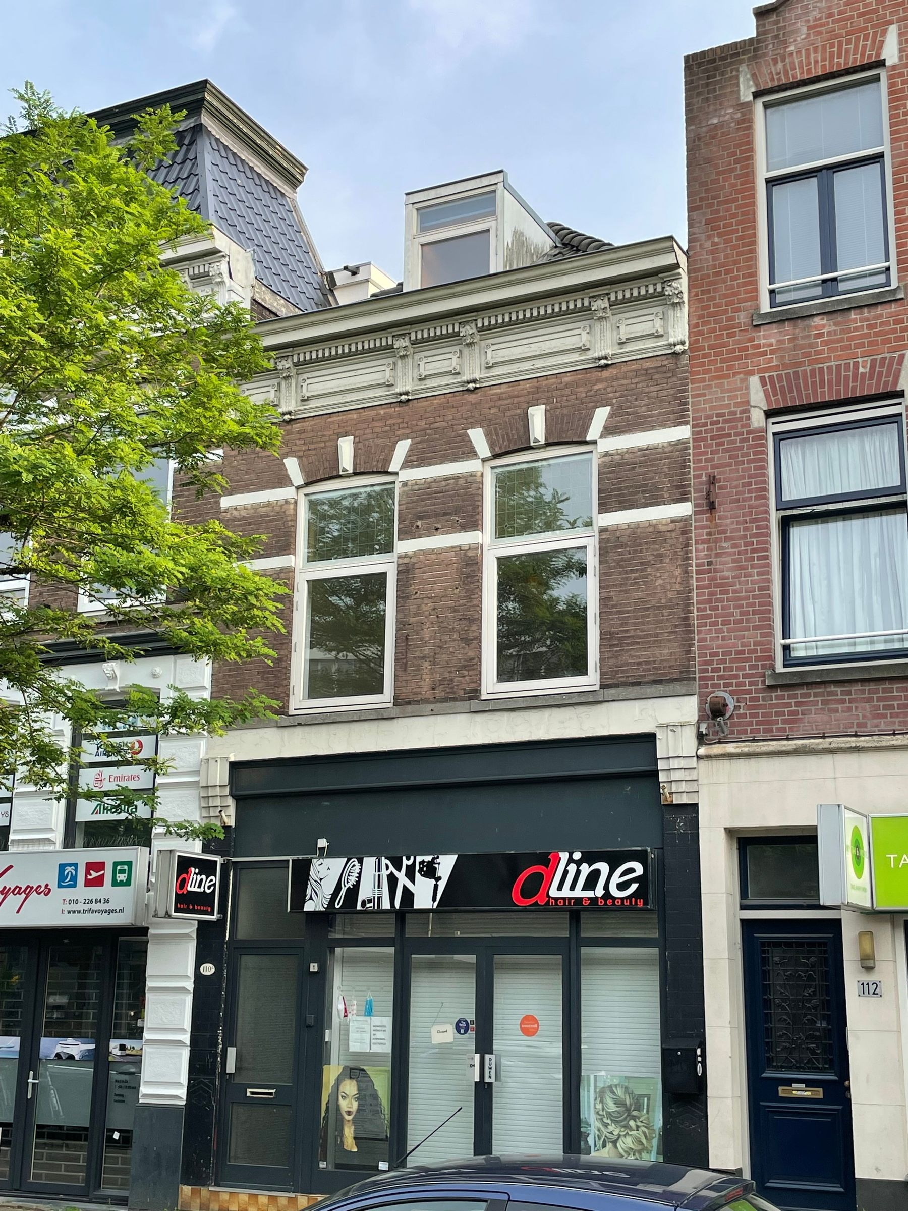 Zwart Janstraat, Rotterdam