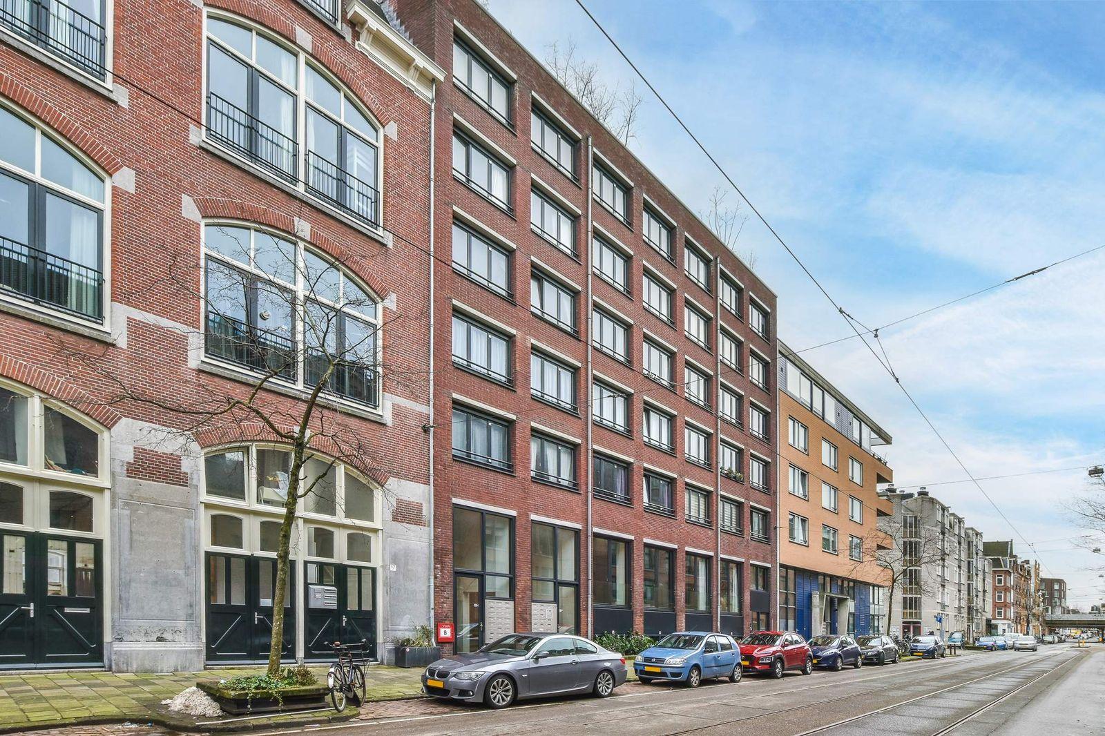 Planciusstraat 19-D4, Amsterdam