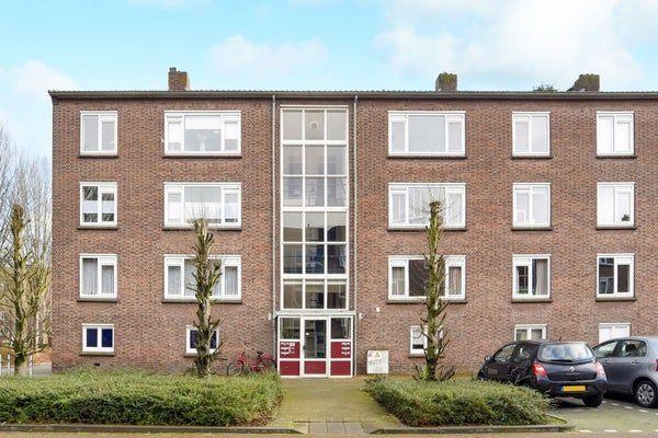 Mgr. Zwijsenstraat, Breda