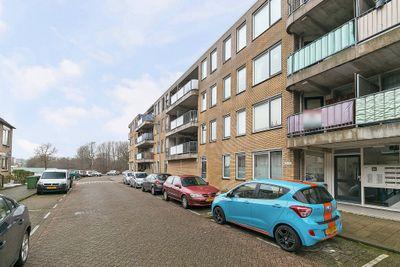 Merantistraat 61, Rotterdam