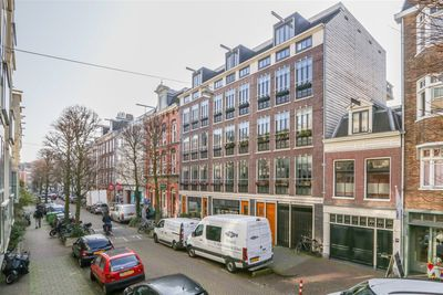 Gerard Doustraat 150A, Amsterdam