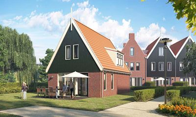 Slobbeland 5, Volendam