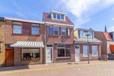 Stakman Bossestraat 23, Den Helder