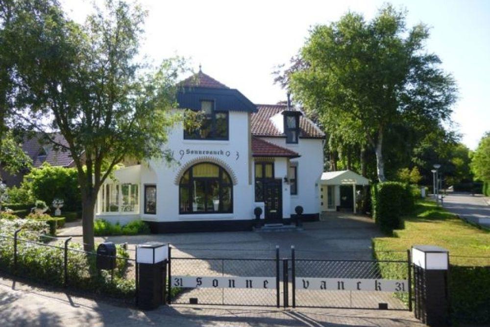 Burg Letteweg, Oostvoorne