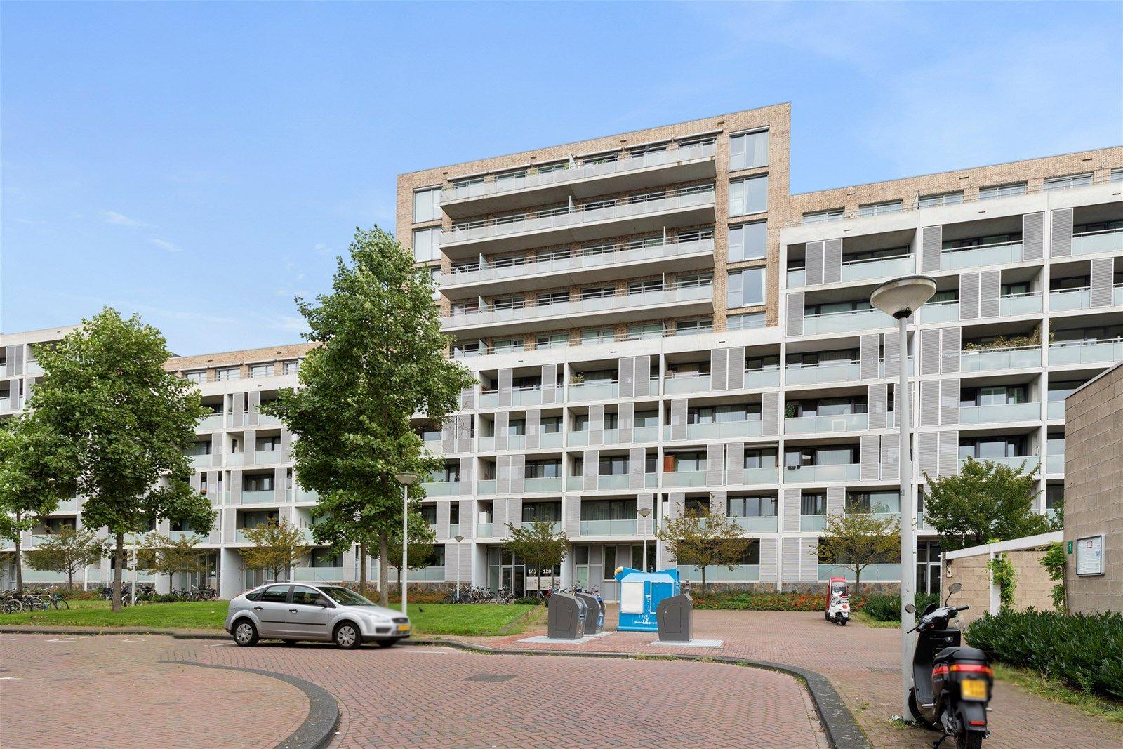 Wijnand Nuijenstraat, Amsterdam