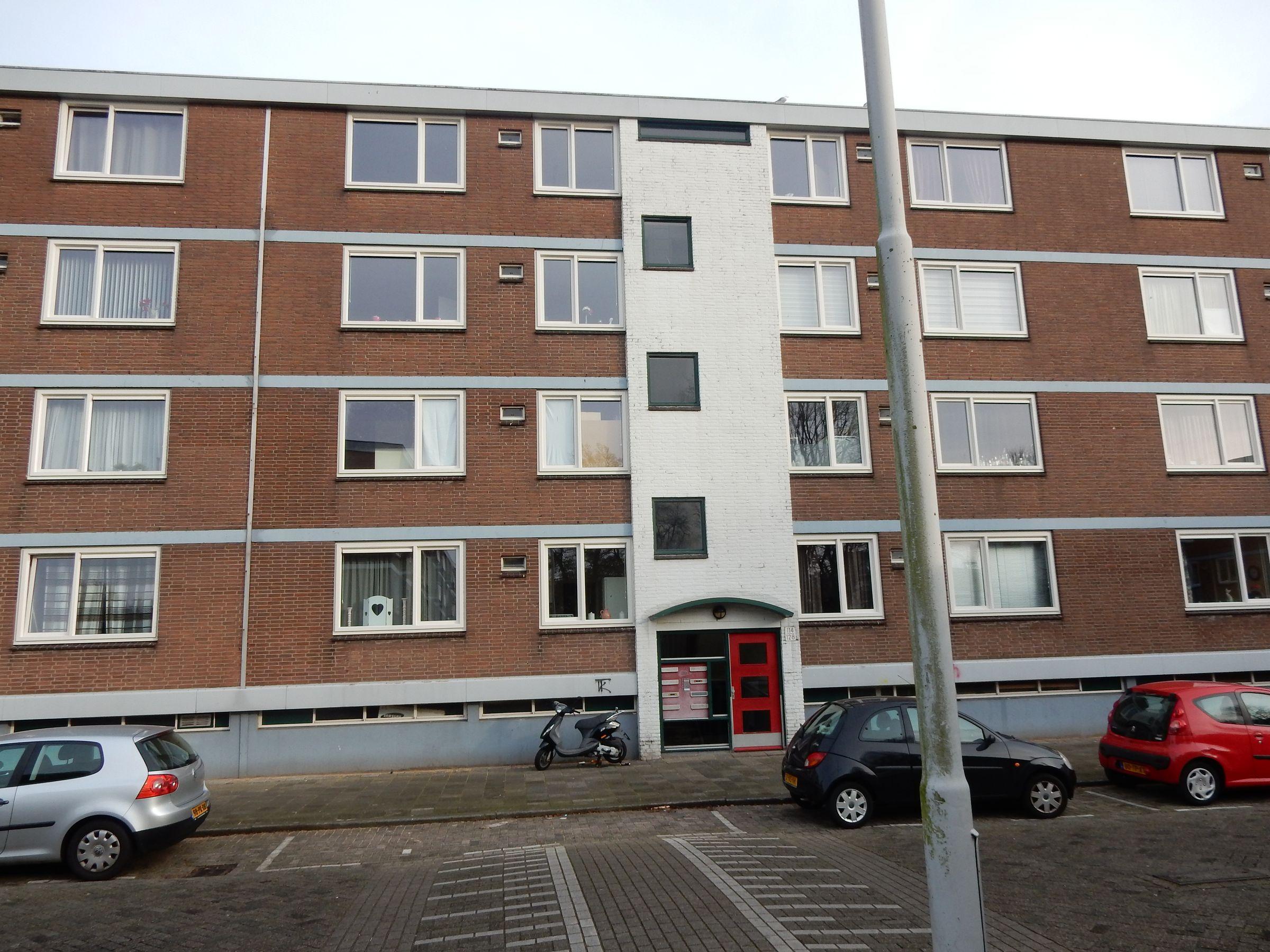 Hanrathstraat 120, Rotterdam