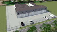 Bedrijfsunits - Bokslootdwarsweg 0-ong, Emmen