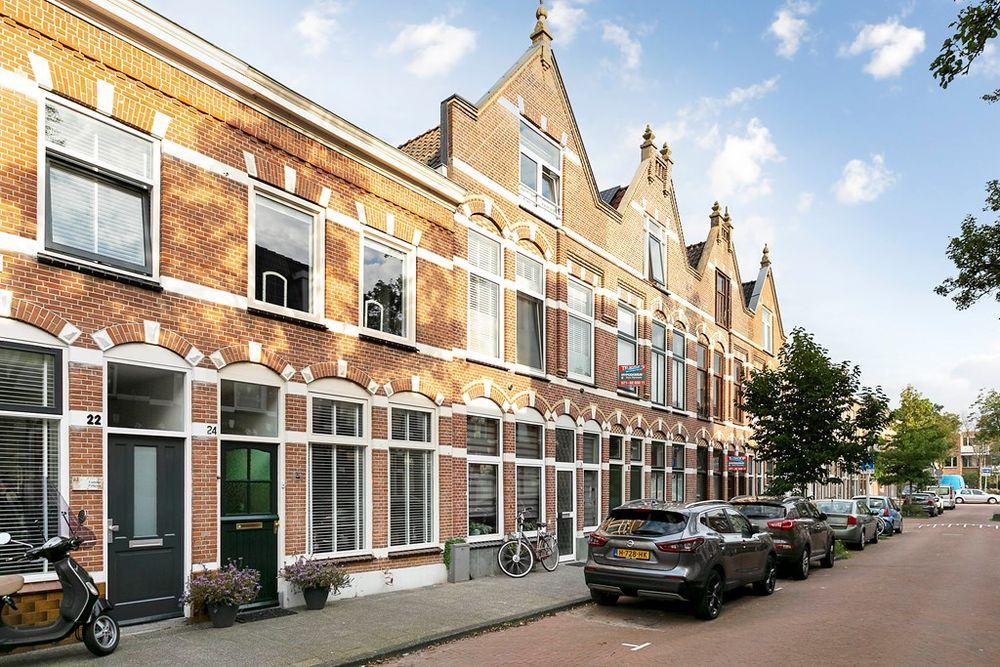 Decimastraat 24, Leiden