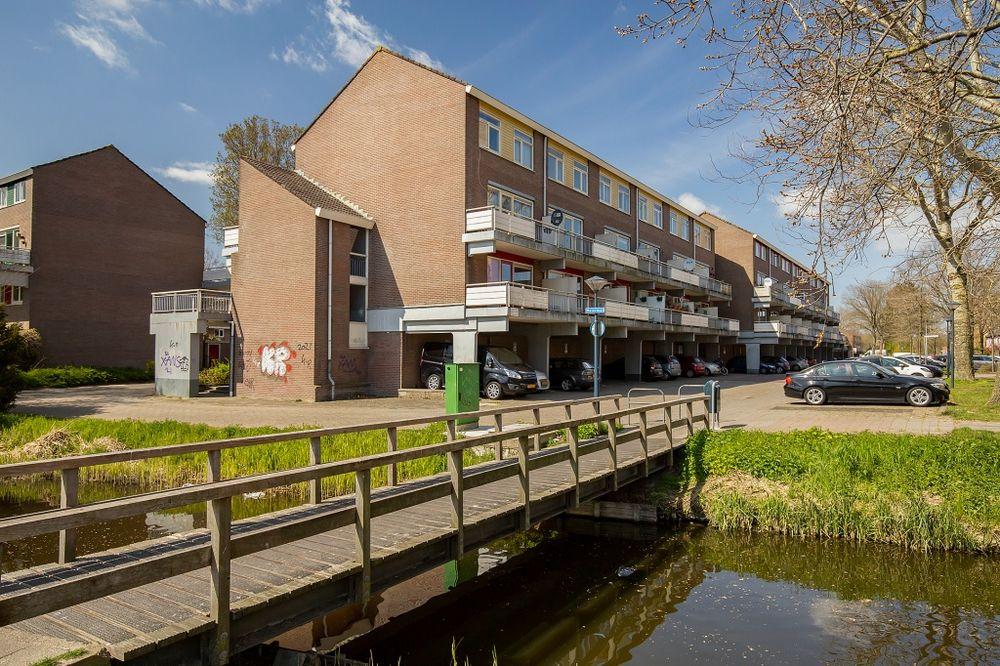 Waterman 65, Hoorn