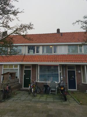 Dahliastraat, Leeuwarden