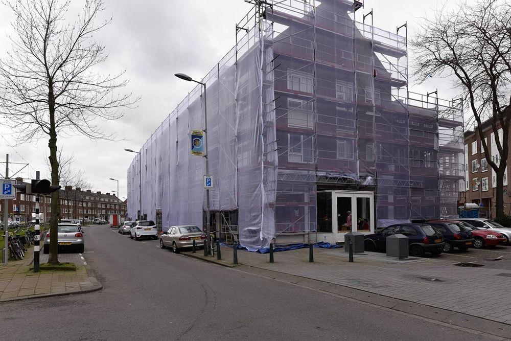 Van Oestendestraat 4a, Rotterdam