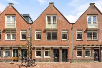 Korte Schimmelstraat, Amsterdam