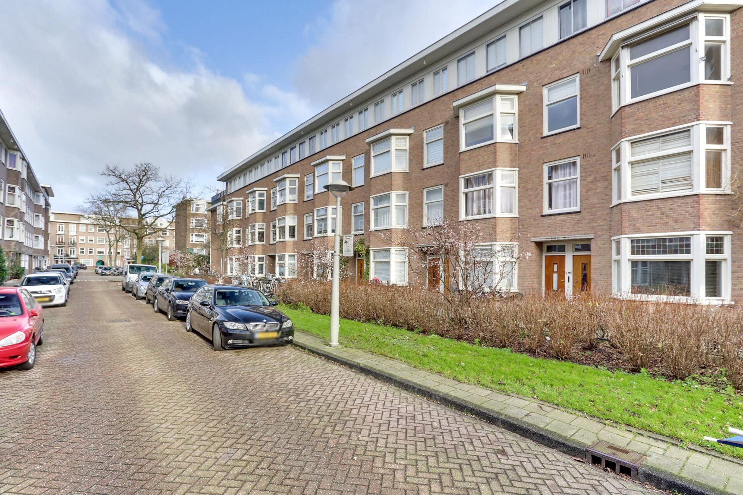 Hoendiepstraat 17II, Amsterdam