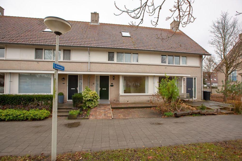 Kiekendief 13, Bergen op Zoom