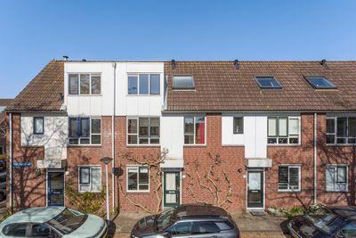 Else Mauhsstraat 11, Leiden