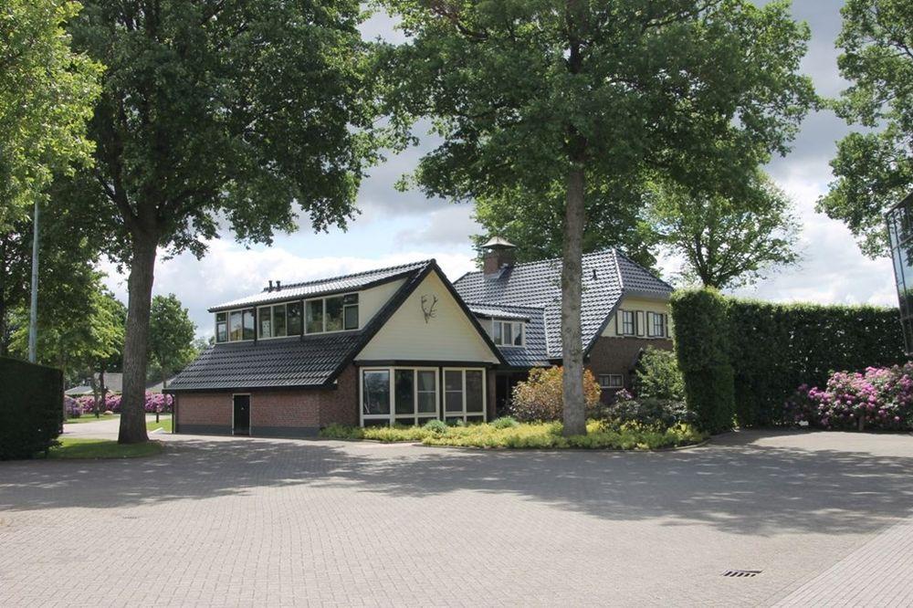 Laarweg, Harskamp