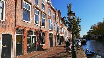 Oude Rijn, Leiden
