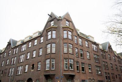 Spaarndammerdijk, Amsterdam