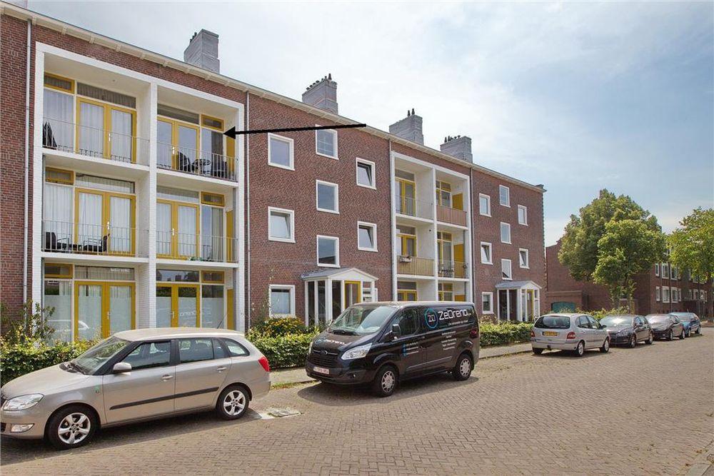 Wattstraat 8B, Breda