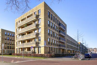 Blauwvoetstraat 21, Amsterdam