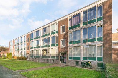Van Wijngaardenlaan 45, Rotterdam