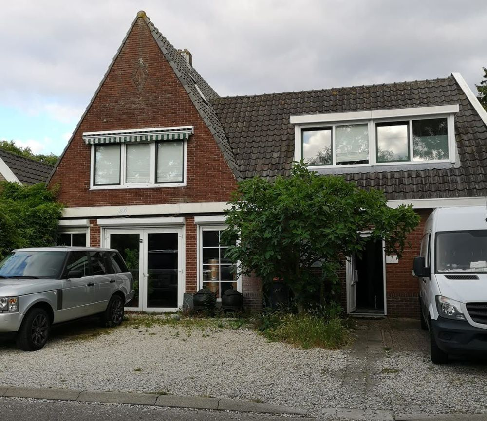 Oosterspoorlaan, Hollandsche Rading