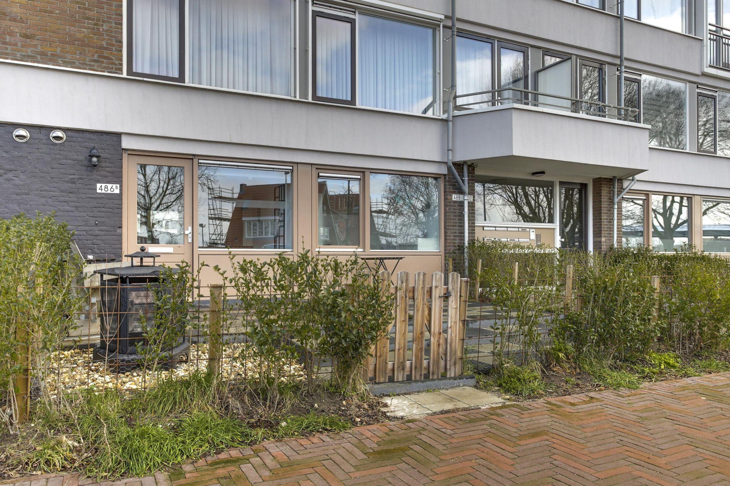Rooseveltlaan 486B, Utrecht