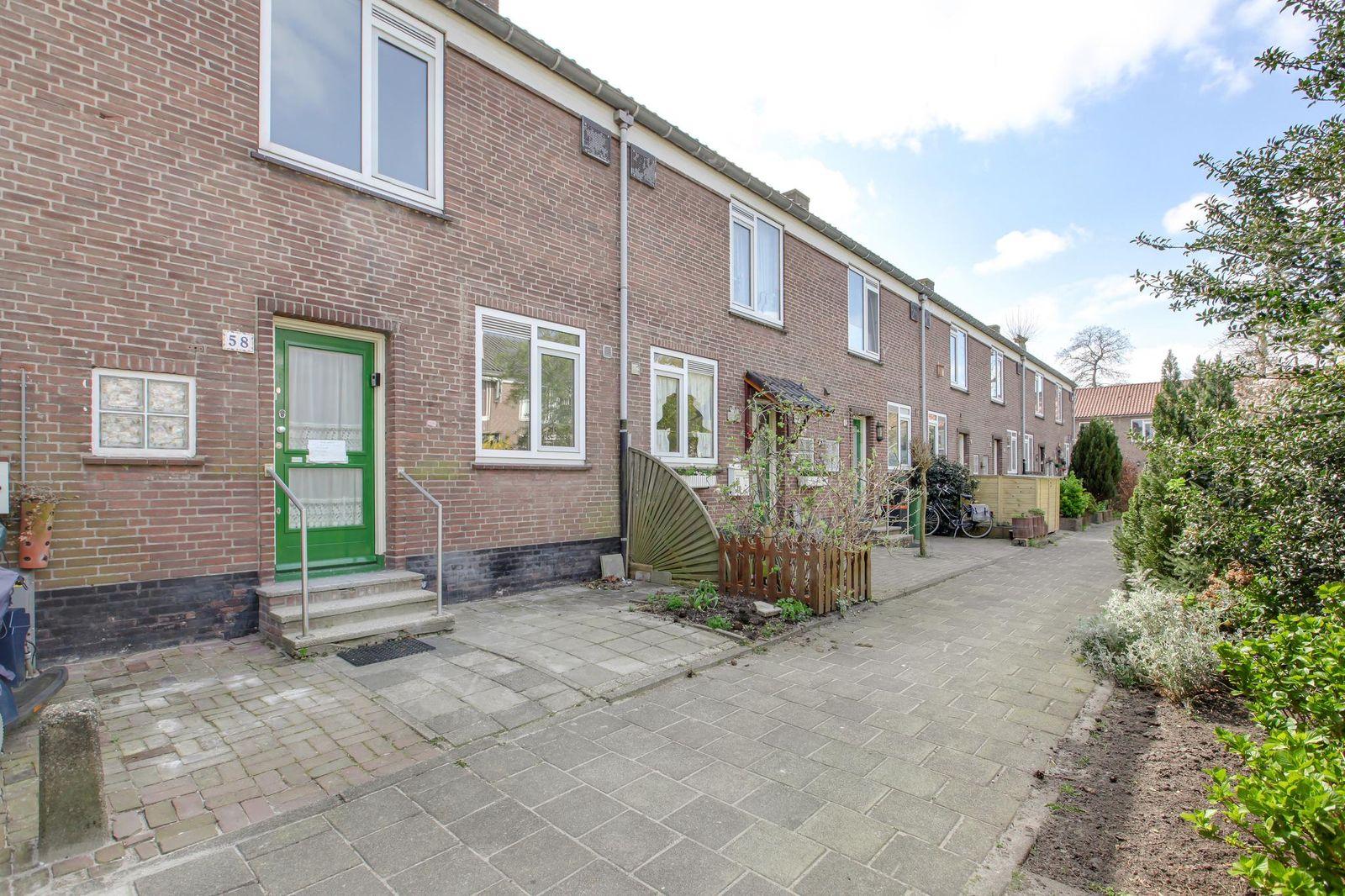 Josephus Jittastraat 58, Amsterdam