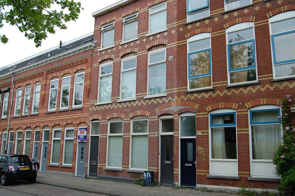 Nassaustraat, Breda
