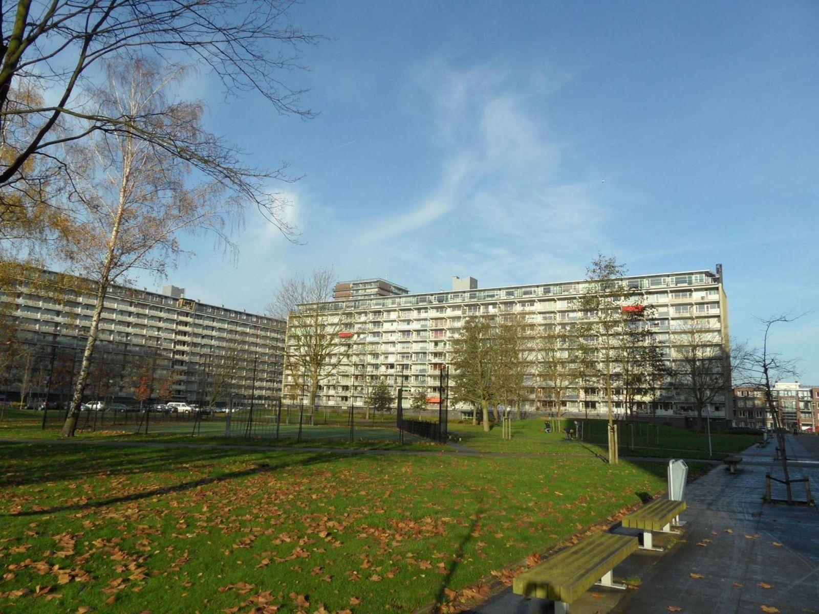 Bachplein 420, Schiedam