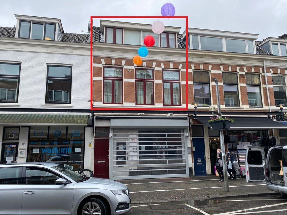 Damstraat 22B, Utrecht