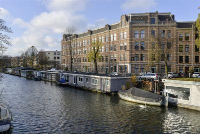 Hugo de Grootkade 80-3, Amsterdam