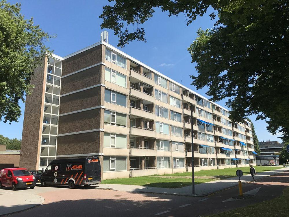 Kerkwervesingel 153, Rotterdam