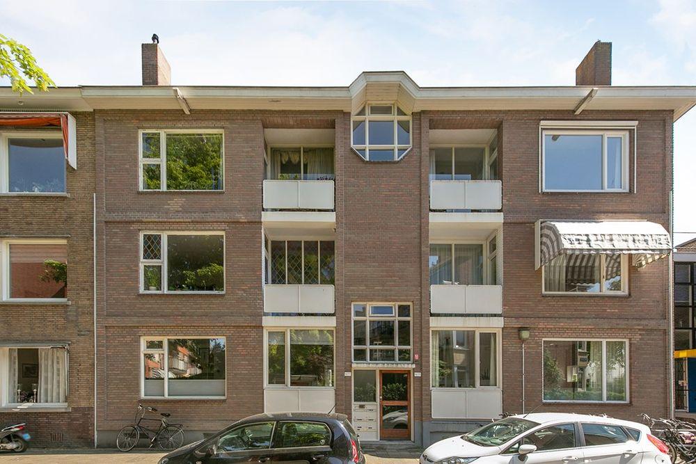 Bickerstraat 14A, Rotterdam