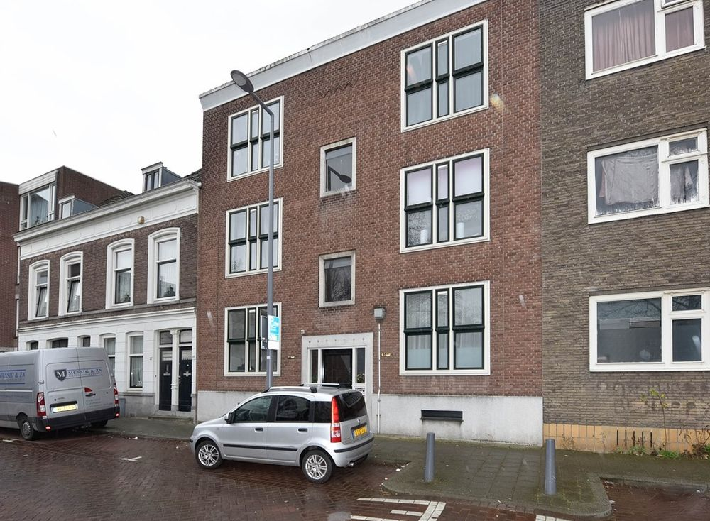 Bergstraat 44a, Rotterdam