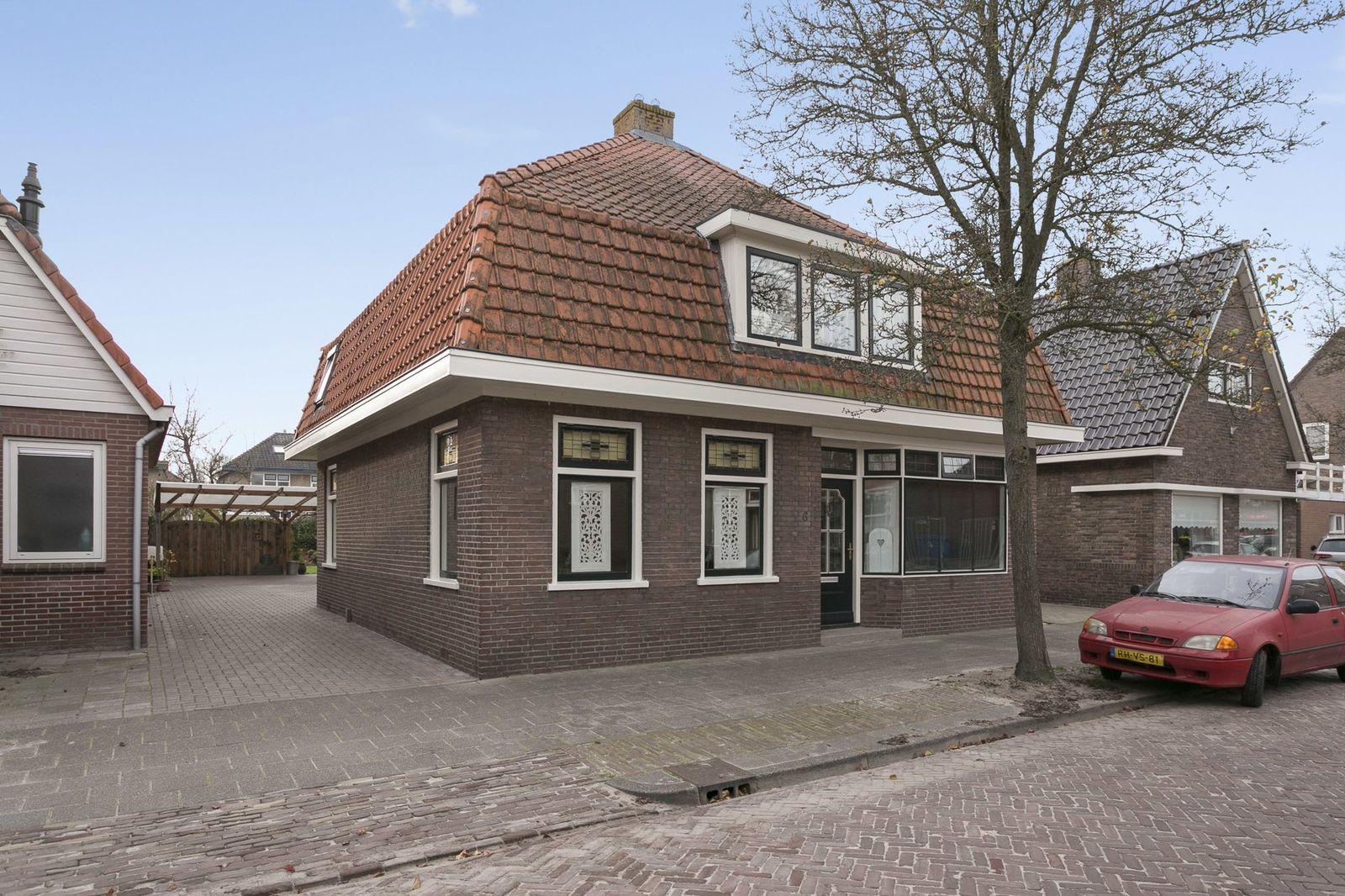 Nieuwstraat 6, Gorredijk