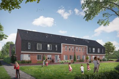 Connect - Rijwoning sit. 25 0-ong, Middelburg
