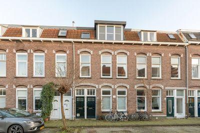 Krugerstraat 68bis, Utrecht