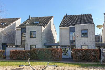 Steppevlinder 19, Breda