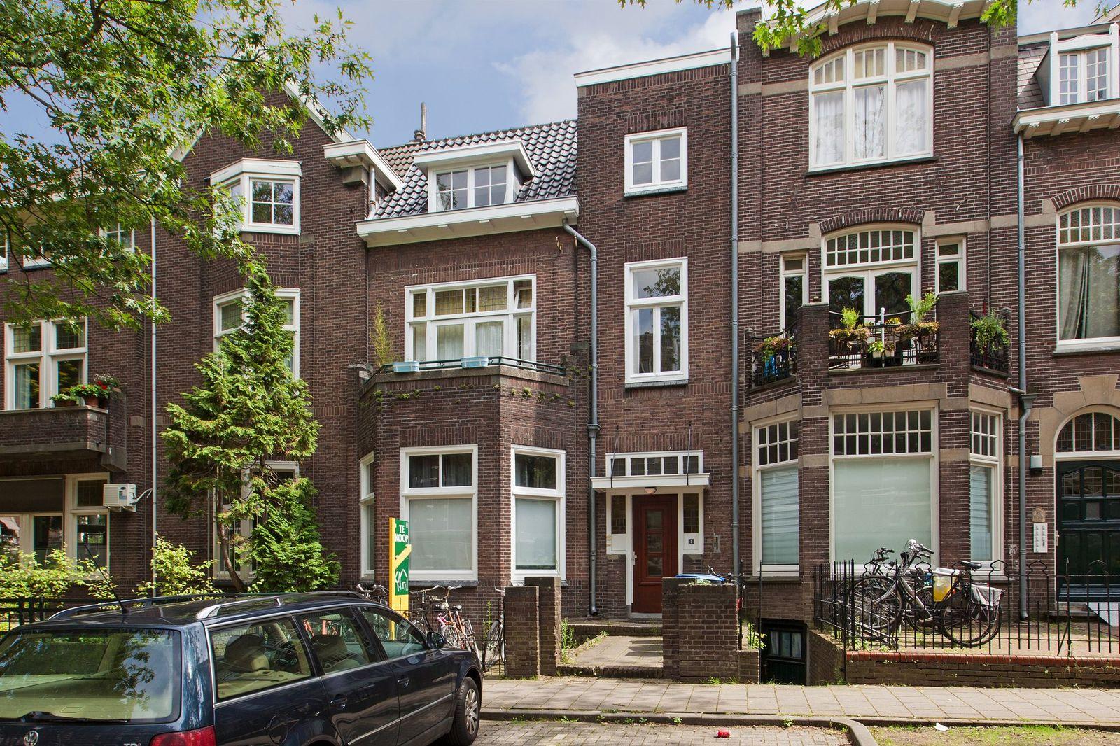 Wilhelminasingel 1-11, Nijmegen