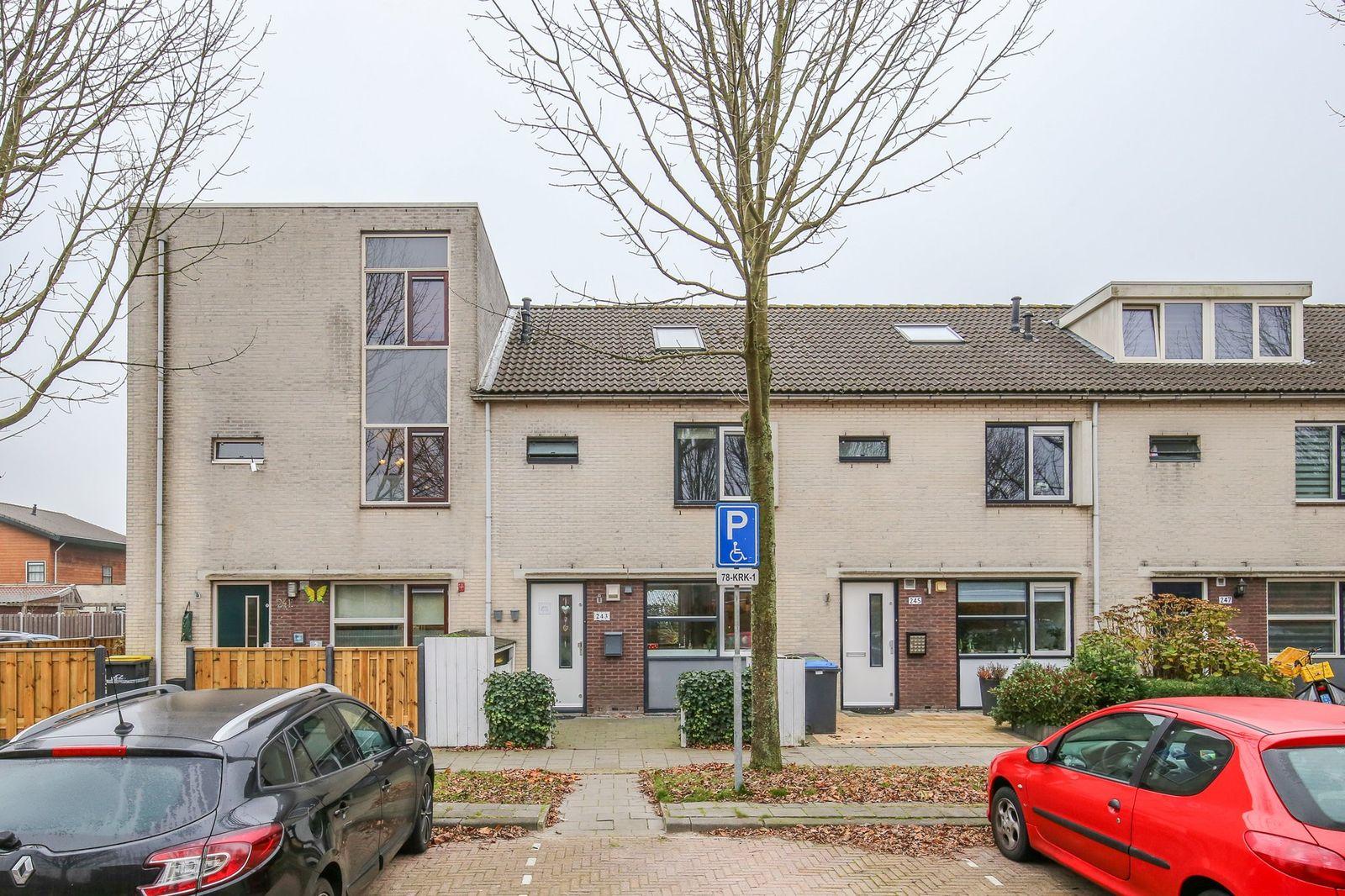 Rijnland 243, Lelystad