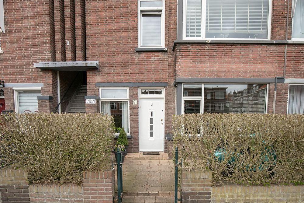 Damasstraat 171, Den Haag