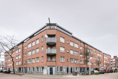 Christiaan De Wetstraat 80, Amsterdam
