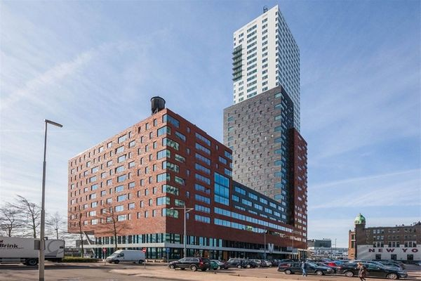Wierdsmaplein, Rotterdam