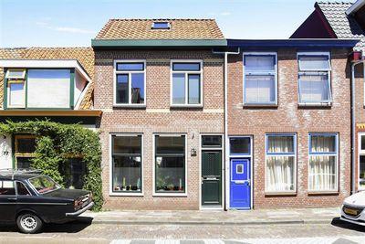 Oranjestraat 75, Haarlem