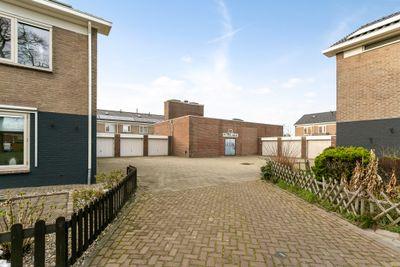 Poortershove 18e, Middelburg