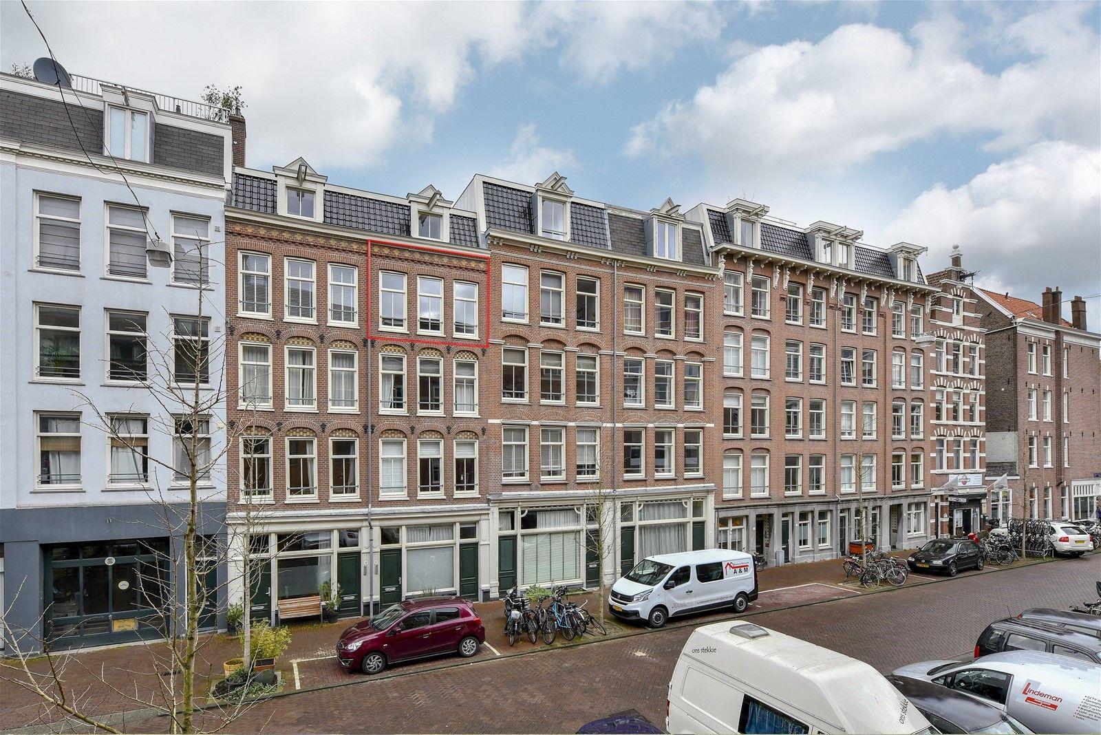 Derde Hugo de Grootstraat 16-III, Amsterdam