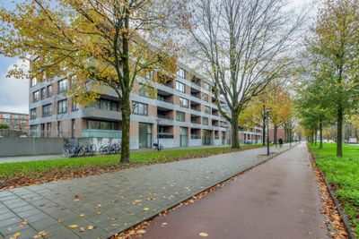 Baden Powellweg 54-F, Amsterdam