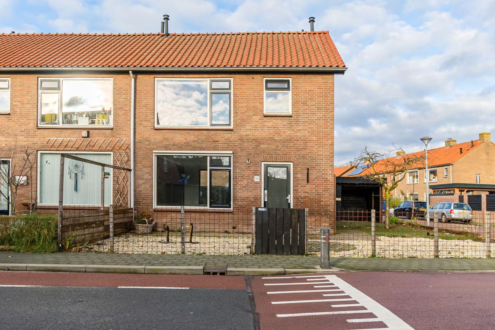Nieuwe Kerkstraat 98, Nijkerkerveen